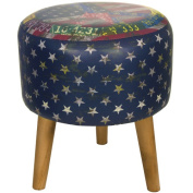 Oriental Furniture Americana Stool
