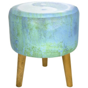 Oriental Furniture Yin Yang Stool