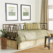 Bowery Hill Daybed in Coffee