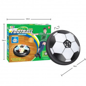 Vonpri Air Power Soccer Pneumatic Suspended Football Hover Disc Toy for Kids Indoor and Outdoor