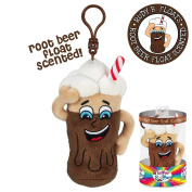 Whiffer Sniffers Rudy B. Floats Scented Backpack Clip