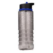 800ml Water Bottle, Drinks Sports Hydration Straw Water Bottle Cycling Hiking Bicycle Bike Gym Sport,Tuscom