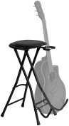 On-Stage Stands DT7500 Guitarist Stool with Footrest