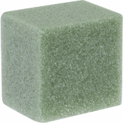 Design It Styrofoam Block 3x4x4, Green