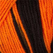 Caron P & c Twists 3-56.7g Black With Orange