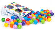 Wonder Playball 100 with Toss Zone Game, Multi-Colour