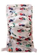 Sunward Reusable Baby Cloth Nappies - Adjustable Snap One Size Cloth Pocket Nappies