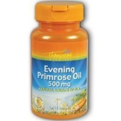 THOMPSON NUTRITIONAL PRODUCTS Evening Primrose Oil 500mg 30 SOFTG by Thompson