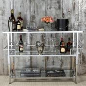 Studio Designs Home Portico Bar, Chrome