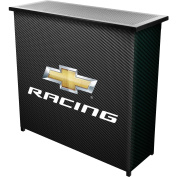 Chevrolet Portable Bar with Case, Chevy Racing