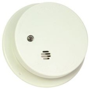SENTINEL BATTERY-OPERATED SMOKE DETECTOR, 9 VOLTS