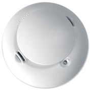 ESL by Interlogix 4-Wire Smoke & Heat Detector with Sounder & EOL Relay