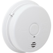 Kidde Direct Wire Ionisation Smoke Alarm With 10-Year Sealed Battery Back Up