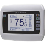 Radio Thermostat CT80 7-Day Programmable Thermostat, WiFi Enabled, iOS and Android App Controls
