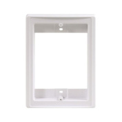 M & S SYSTEMS DMCFD Retrofit Frame and Finish Out for Door Speaker-by-M & S SYSTEMS
