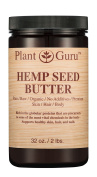 Hemp Seed Butter 950ml 100% Pure Raw Fresh Natural Cold Pressed. Skin Body and Hair Moisturiser, DIY Creams, Balms, Lotions, Soaps.