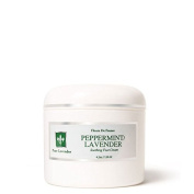 Fleurs De France Soothing Peppermint Lavender Foot Cream 120ml