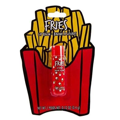 Fashion Angels Junk Food Lip Balm (Fries)