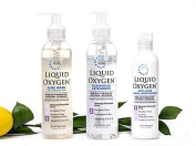 Liquid Oxygen Three Step Acne System