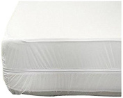 Sultan's Linens King Size Zippered Vinyl Mattress Cover