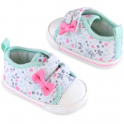 Child of Mine by Carter's Newborn Baby Girls Low Top Sneaker, NB