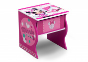 Disney Minnie Mouse Side Table with Storage