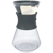 Cafe Brew Glass Pour-Over Coffee Maker