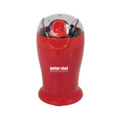Better Chef Coffee Grinder in Red