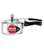 Hawkins Classic Aluminium New Improved Pressure Cooker, 1.5-Litre