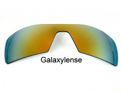 Galaxy Replacement Lenses for Oakley Oil Rig 24k Gold Colour Polorized