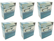 Pack of 6 - Optical Lens Wipes (30 wipes /pk) - For Smear-Free Anti Fog Deep Clean - Swan household ®