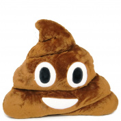 Soft SMS Emoji Plush Pillows Poop Emoticon Cell Phone Decorative Throw Pillows
