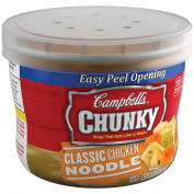 Campbell's Chunky Classic Chicken Noodle Soup 450ml Bowl