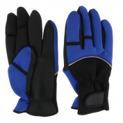 Jili Online Neoprene Outdoor Sports 3 Cut Fingers Fishing Gloves Warm Anti-slip Windproof for Fishing Hunting Riding