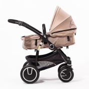 tricycle & stroller Baby stroller high landscape umbrella ultra-light portable can sit neonatal four-wheel foldable winter and summer cart