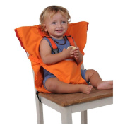 LINWU Portable Travel High Chair and Safety Seat for Infants and Toddlers