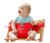 LINWU Infant Travel High Chair Chair Harness, 6 -36 Months