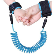 TININNA Kids Anti Lost Wrist Link Toddlers Babies Safety Hook and loop Wrist Link Harness Strap Rope Leash Walking Hand Belt