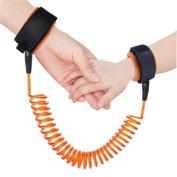 TININNA Kids Anti Lost Wrist Link Toddlers Babies Safety Hook and loop Wrist Link Harness Strap Rope Leash Walking Hand Belt