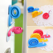 Miyaia 3pcs Baby Safety Door Stopper Finger Pinch Guard