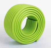 TheWin 2M Baby Cushion Table Edge Corner Guards, Light Green