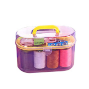 Sewing Kit 10 Things of One Set Home and Travel Sewing Tools DIY Necessary Portable Toolbox