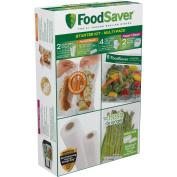 FoodSaver Vacuum Sealer Bag Starter Kit