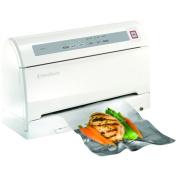 FoodSaver V3440 SmartSeal Vauum Food Sealer White NEW