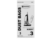 Kirby Style 3 Heritage II 2 838SW Vacuum Bags also replaces Generation 3 4 5 6 [2 Loose Bags]