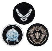 Stargate SG-1 Uniform/Costume Tactical Morale Hook Patch