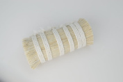 White Double Drawn Horse Hair (lb)
