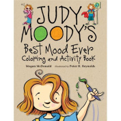 Judy Moody's Best Mood Ever Colouring and Activity Book
