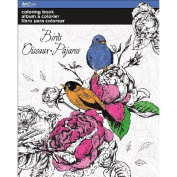 Trends Colouring Book -Birds