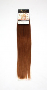 1st Lady 60cm Natural Euro Silky Straight Human Hair Weave Weft 100g